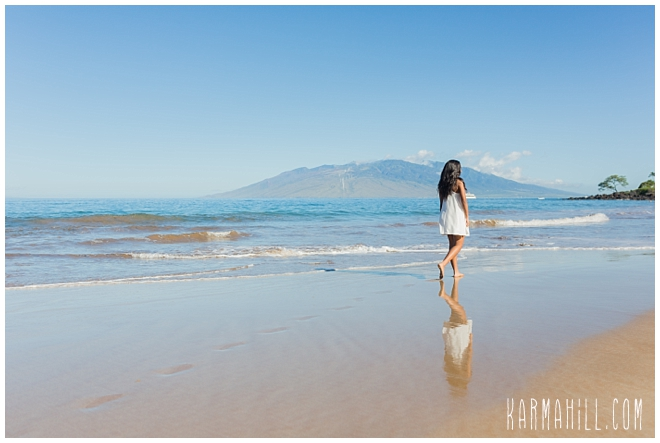 Maui Senior Portrait Photography