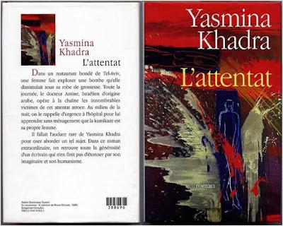 l attentat  yasmina khadra