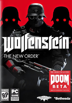 Cover Of Wolfenstein The New Order Full Latest Version PC Game Free Download Mediafire Links At worldfree4u.com