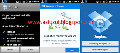 Free Download Dropbox V.2.3.8 apk