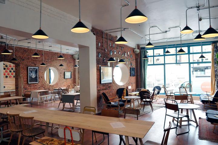 Lihat Cielito Querido Cafe Inspirasi Tradisional Warkop