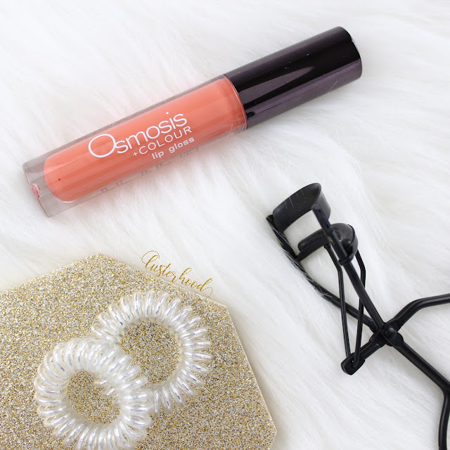 Osmosis Colour Lip Gloss Bellini  |  Lusterhood