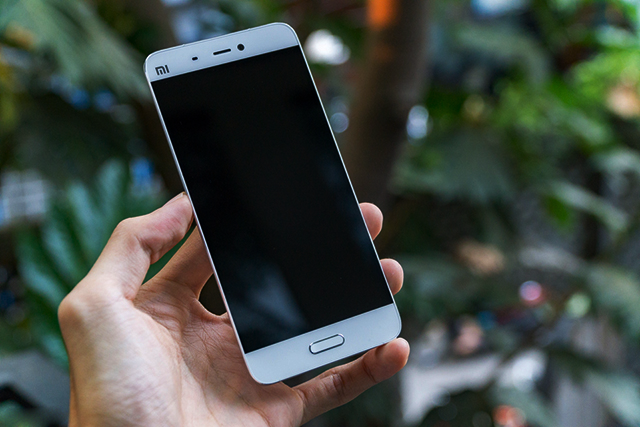 Đánh giá điện thoại Xiaomi Mi5 (6)