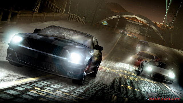 NFS Carbon Gameplay Screenshot 2