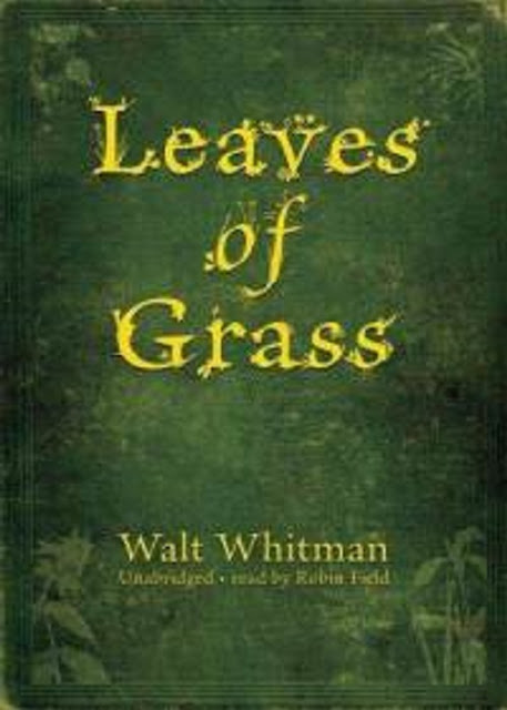 Book | Leaves of Grass - Walt Whitman