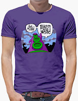 Camiseta hombre Day of The Tentacle: Take on the World