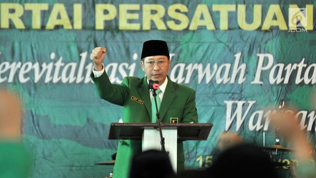 PPP Merapat, Tanda Kemenangan Prabowo-Sandi Makin Dekat