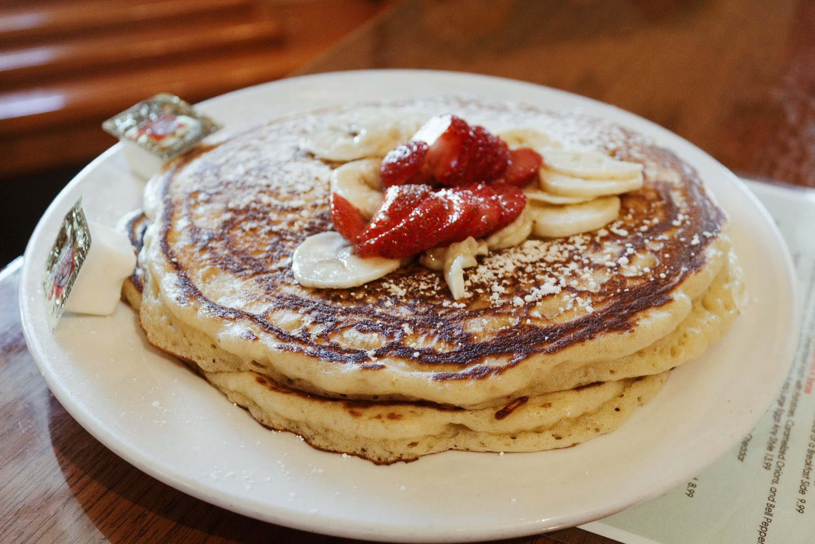 Galveston Travel Guide mosquito cafe pancakes