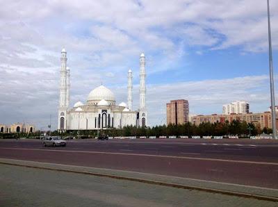 meczet Astana