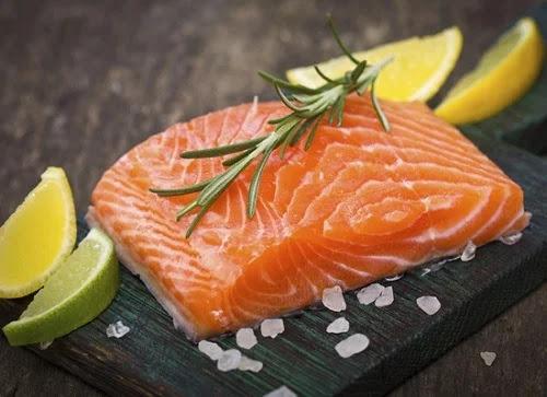ikan salmon zakar besar panjang