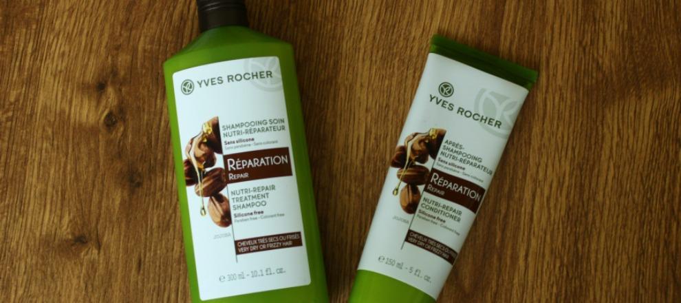 Restorative shampoo and conditioner