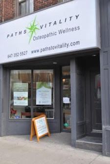 PATHS TO VITALITY, 439 PARLIAMENT.  (647) 352-5527
