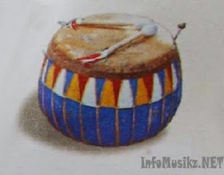 Alat Musik Tradisional Doll ( Asal Daerah : Bengkulu )