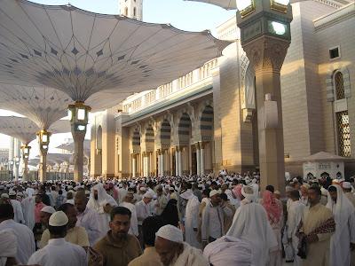 Amalan Yang Sepadan dengan Haji