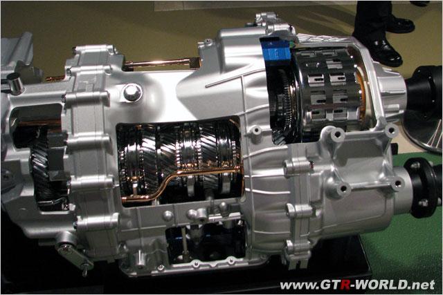 MECHANISM: Semi-automatic transmission