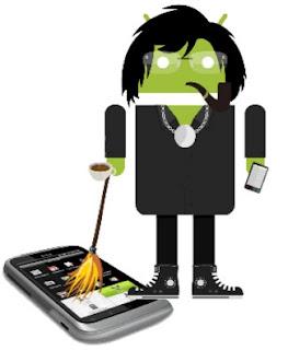 Memori Internal di Android