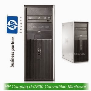 hp compaq dc7800p convertible minitower drivers for windows 7
