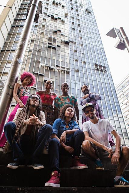 BALA DA PALAVRA: show-movimento ocupa o Tambor Mineiro