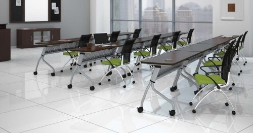 Office Inspirations: Cutting Edge Corporate Training Areas