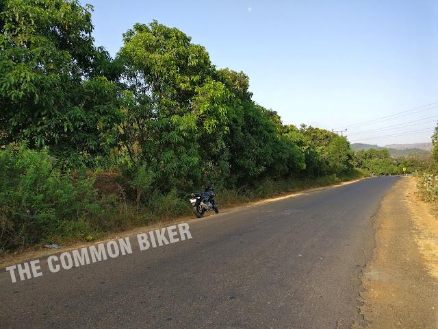Motorbike ride to Mulshi