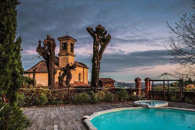 Castello di montaldo un soggiorno da favola for Soggiorno castello