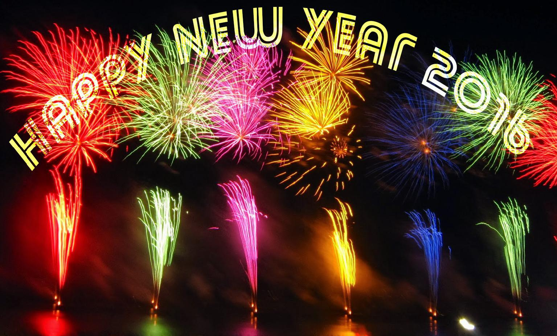 GAMBAR SELAMAT TAHUN BARU 2016 Kartu Ucapan Happy New Year