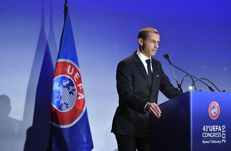Presiden UEFA: Liverpool Juara jika Premier League Batal