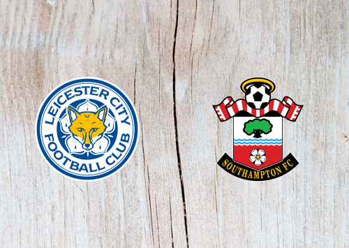 Leicester vs Southampton - Highlights 12 January 2019