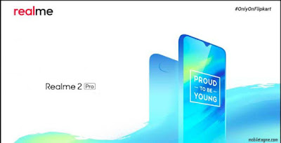 sale on Flipcart  realme 2 pro 8GB RAM Snapdragon 660