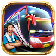 andromis.xyz Bus Simulator Indonesia (BUSSID) 3D game mod apk Unlimited Money