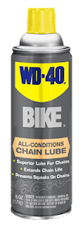 Pelincir Rantai Pelbagai Basikal WD-40®