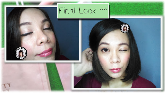 Simple Makeup for student