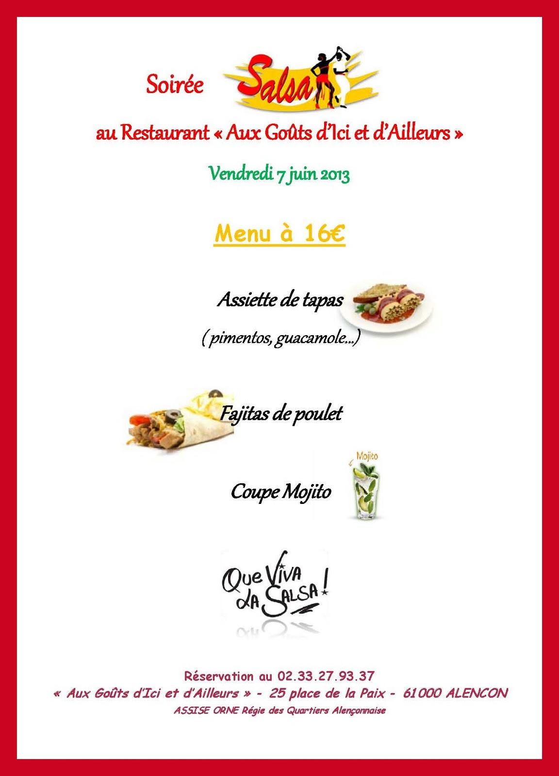 Restaurant Dansant Nantes
