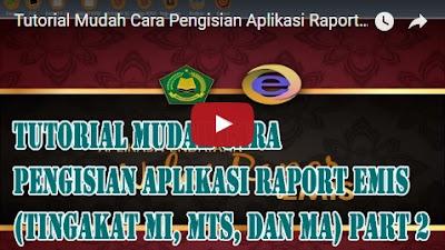 Download Aplikasi Nilai Raport EMIS Tingakat MI Update Terbaru Download Aplikasi Nilai Raport EMIS Tingakat MI Update Terbaru