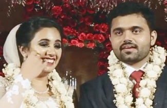 Kerala christian wedding video | Litson & Rebecca