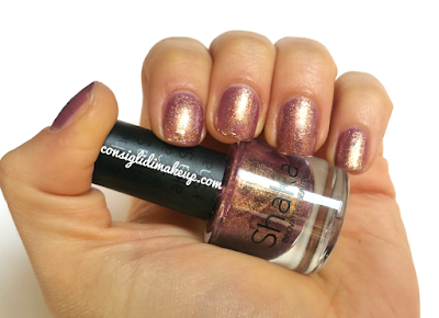 NOTD: Golden Blackberry - Shaka