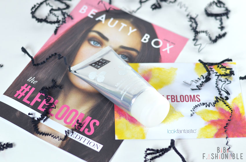 Unboxing Lookfantastic #LFBLOOMS Box Rituals Miracle Hand Scrub