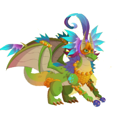 Dragón Carnaval