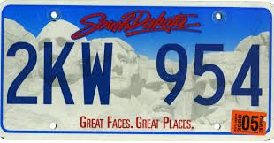 South Dakota Auto Licensing Out Of State Registration