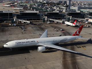 Türk Hava Yolları Boeing 777