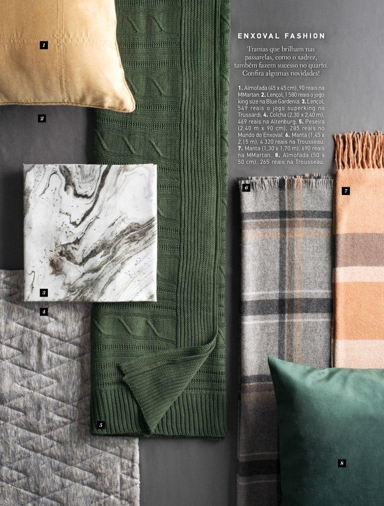 2d424b795 ... de cama que introduz uma ampla variedade de texturas