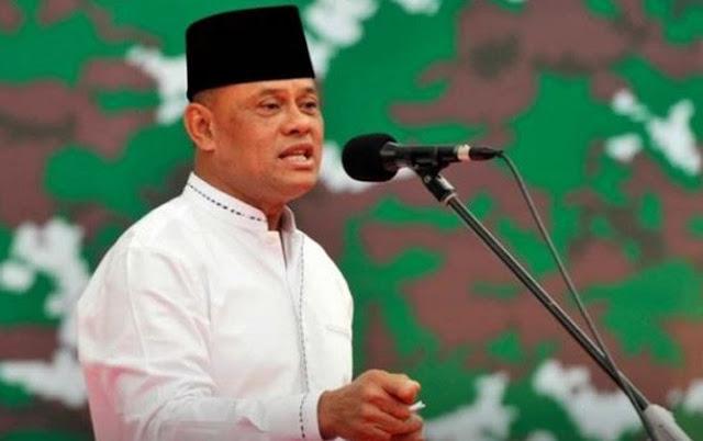Resmi, Gatot Nurmantyo Dideklarasikan Jadi Capres 2019