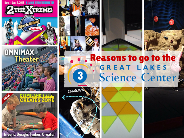 3 Reasons to Go to the Great Lakes Science Center + WIN tickets