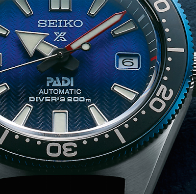 Seiko Prospex Edición Especial PADI SPB071J1