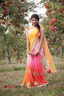 Telugu Actress Roshini Prakash Stills in Saptagiri Express  0005.jpg