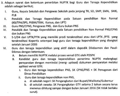 cara mengusulkan nuptk lewat verval gtk, aplikasi verval GTK, penerbitan NUPTK.