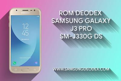 ROM DEODEX SAMSUNG J330G