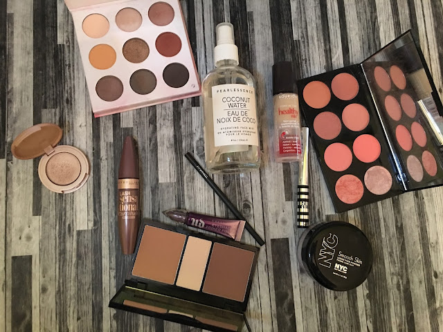 """My October """"Go To"""" Makeup Products"""
