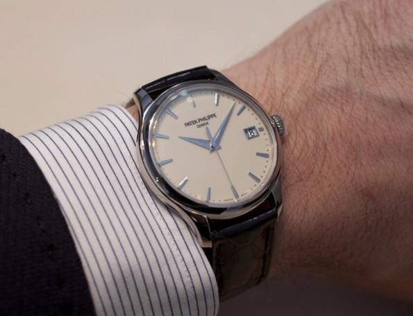 Hublot Fake Watches From China Patek Philippe Calatrava 5227 Watch