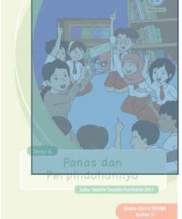 buku kurikulum 2013 kelas 5 SD